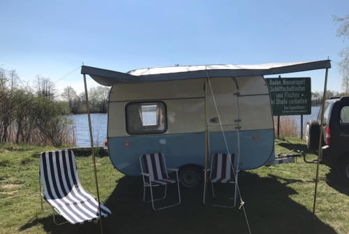 Hire a motorhome in Langenhagen from private owners  ADRIA  Happyness