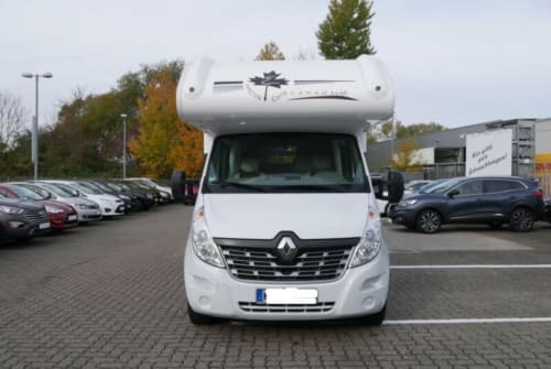 Hire a motorhome in Dortmund from private owners| Ahorn  Ahorn Canada AD