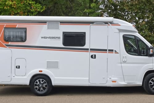 Hire a motorhome in Buchloe from private owners| Weinsberg Pepper