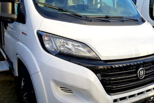Hire a motorhome in Hamburg from private owners| Fiat ducato Nord- Mobil