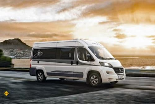 Hire a motorhome in Lüneburg from private owners| Hobby Wilde Hilde