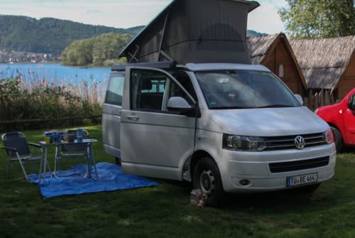 Hire a motorhome in Tübingen from private owners| Volkswagen  Wolfgangs Bus
