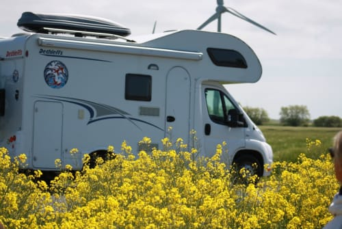 Hire a motorhome in Lübeck from private owners  Fiat Ducato Detleffs Globe R