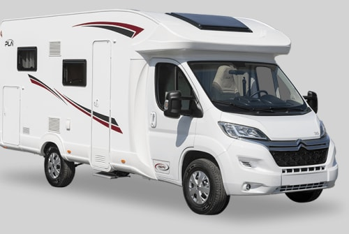 Hire a motorhome in Haßfurt from private owners| PLA Happy 385