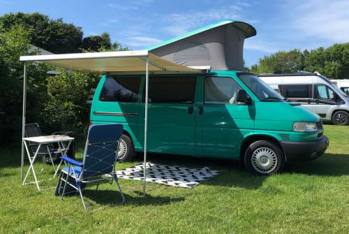 Hire a motorhome in Haarlem from private owners  Volkswagen Groene Joker