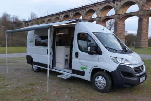Hire a motorhome in Bietigheim-Bissingen from private owners| Euramobil M-Reisemobil
