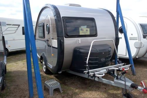 Hire a motorhome in Damshagen from private owners| T@b  Regentropfen