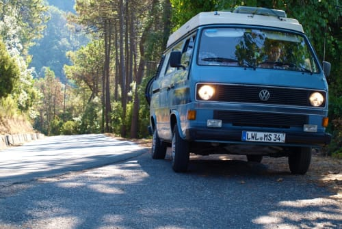 Hire a motorhome in Warsow from private owners| VW le Bleu