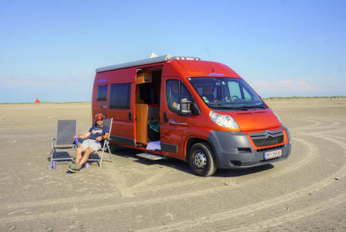 Hire a motorhome in Hartberg from private owners| Pössl Pössl 2win