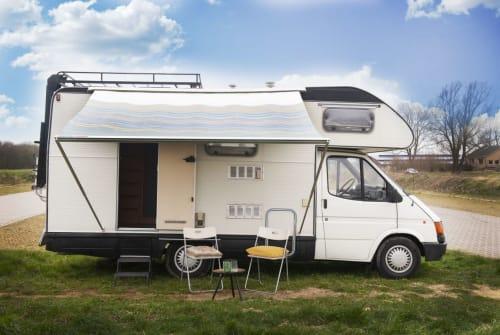 Hire a motorhome in Alkmaar from private owners  Ford Koel camper