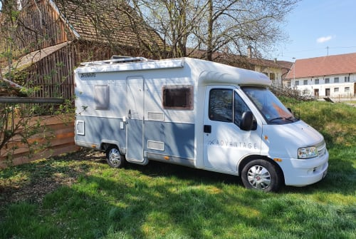 Hire a motorhome in Stetten from private owners| Dethleffs  Whippie