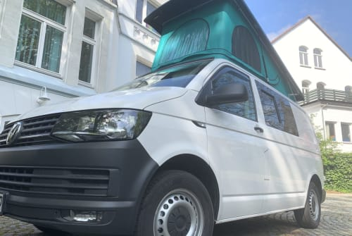 Hire a motorhome in Neumünster from private owners  VW BB1