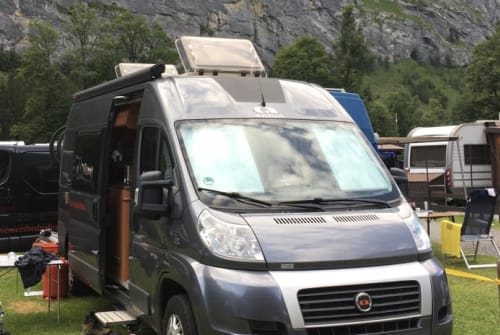 Hire a motorhome in Kandel from private owners| Fiat Ducato 2,3 JTD Sandro