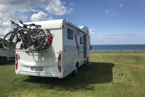 Hire a motorhome in Dresden from private owners| Bürstner Bürsti 2.0