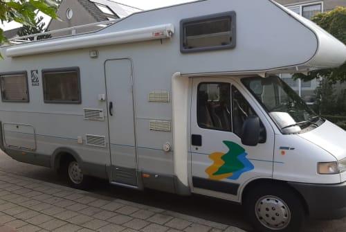 Hire a motorhome in Sevenum from private owners| Fiat ducato 2.5 tdi Gezin camper