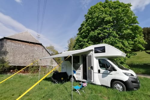 Hire a motorhome in Grenzach-Wyhlen from private owners| SunLiving Sunny