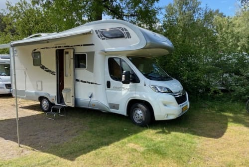 Hire a motorhome in Sint Pancras from private owners  Citroen / Giottiline Giottiline T45