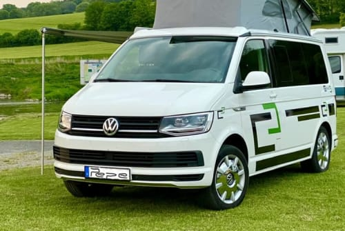 Hire a motorhome in Wolfenbüttel from private owners| Volkswagen T6 Bulli Pepe