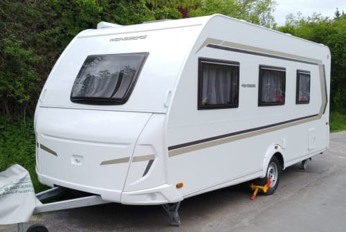 Hire a motorhome in Hamm from private owners| Weinsberg Bruno