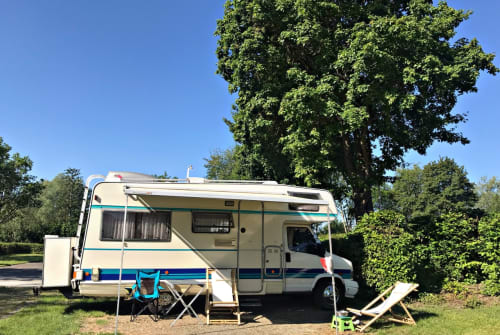 Hire a motorhome in Rheinfelden from private owners| Peugeot  Hubi