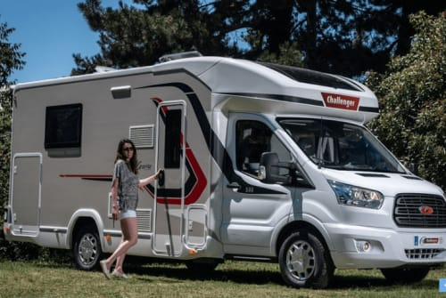 Hire a motorhome in Lörrach from private owners| Ford Loser 358 ID3