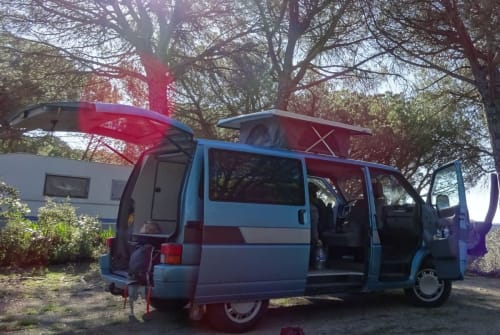 Hire a motorhome in Eberswalde from private owners| Volkswagen Delphi