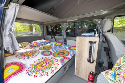 Hire a motorhome in Mierlo from private owners| VW Ibiza
