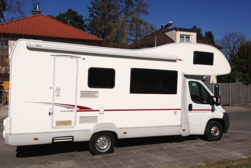 Hire a motorhome in Nürnberg from private owners| Trigano  Auto Roller