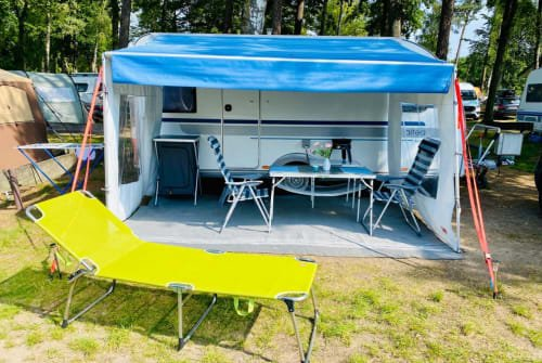 Hire a motorhome in Nürnberg from private owners  Adria Berta