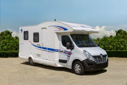 Hire a motorhome in Neuss from private owners| Ahorn ACT690 Eco+2020