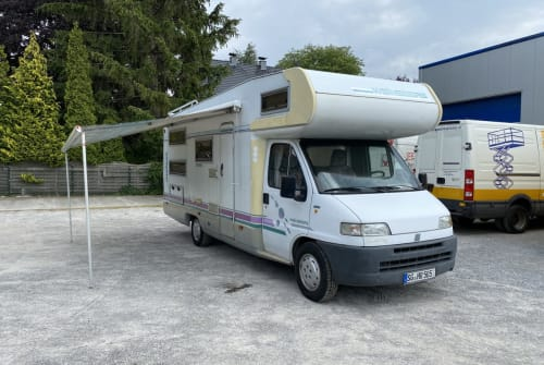 Hire a motorhome in Solingen from private owners| Fiat Meteor