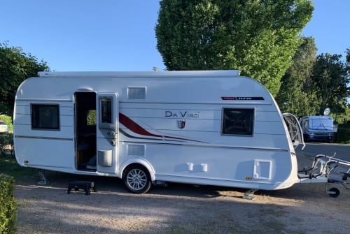Hire a motorhome in Arnsberg from private owners| Tabbert Tabbert
