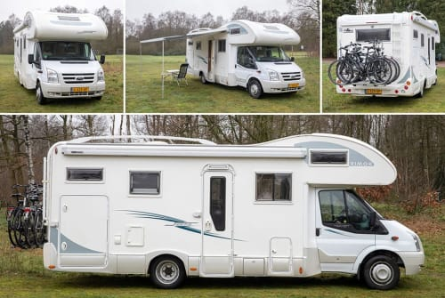 Hire a motorhome in Tilburg from private owners| FORD Rimor rimor