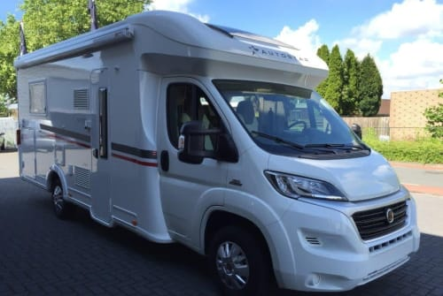 Hire a motorhome in Amsterdam from private owners| Fiat Fiat Autostar