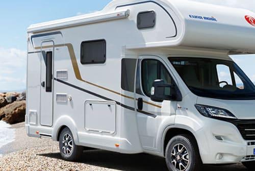 Hire a motorhome in Neuhausen auf den Fildern from private owners| Euramobil Activa 630 Ls