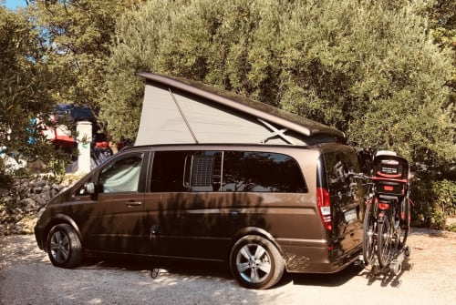 Hire a motorhome in Waren from private owners  Mercedes Benz Marco