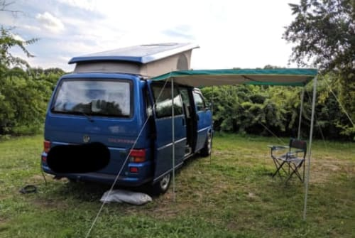Hire a motorhome in Frankfurt am Main from private owners| VW Ulf