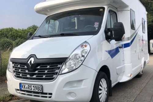 Hire a motorhome in Grefrath from private owners| Renault City Jumper