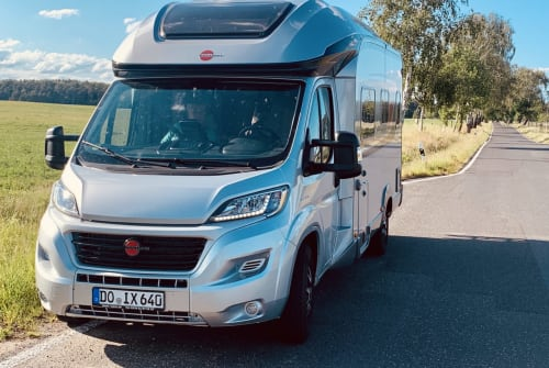 Hire a motorhome in Dortmund from private owners| Bürstner  Honeymoon