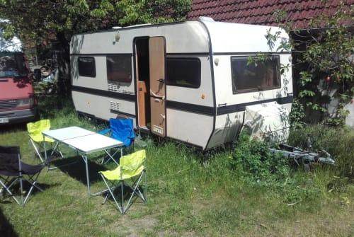 Hire a motorhome in Hanshagen from private owners| Eriba-Hymer Eriba-Hymer Nova C 520