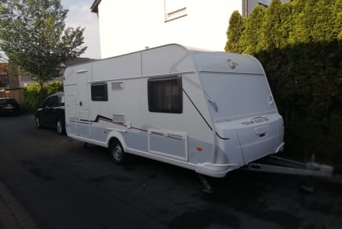 Hire a motorhome in Dietzenrode from private owners  TEC  Teci