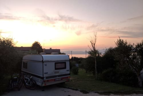 Hire a motorhome in Kempten from private owners| Hobby Kurt