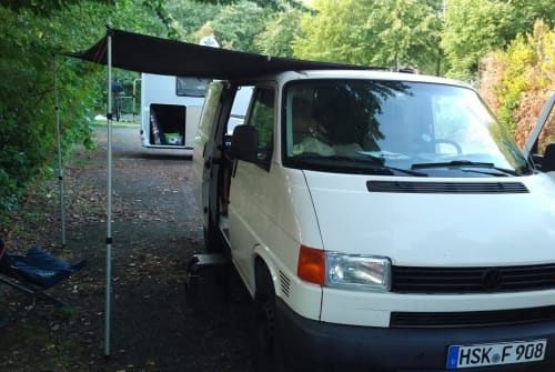 Hire a motorhome in Meschede from private owners| VW T4 Friedrich