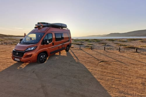 Hire a motorhome in Schondorf am Ammersee from private owners| weinsberg Vino