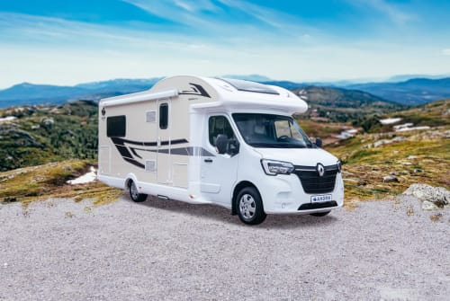 Hire a motorhome in Walldürn from private owners| Ahorn Elke