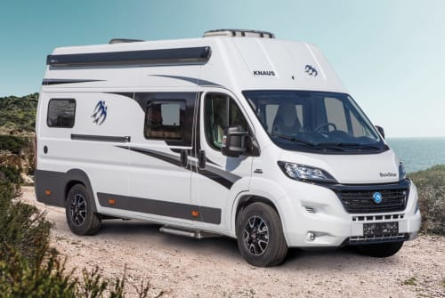 Hire a motorhome in Germersheim from private owners  Knaus Box Star Freeway 1
