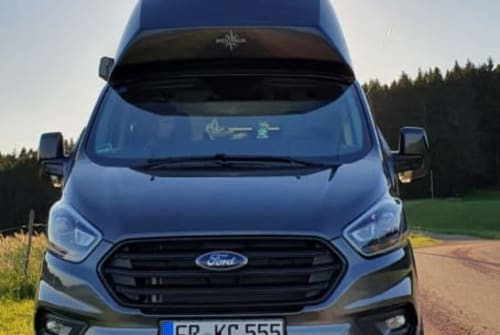 Hire a motorhome in Freiburg im Breisgau from private owners| Ford Emil