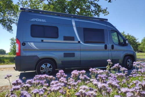 Hire a motorhome in Geretsried from private owners| Pössl  Würmchen