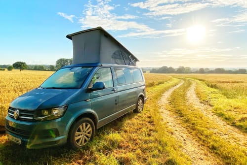Hire a motorhome in Berlin from private owners| VW  Karlchen