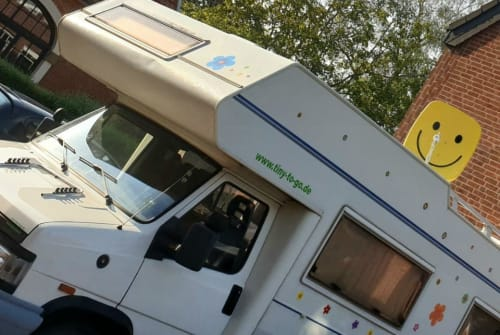 Hire a motorhome in Neuenkirchen-Vörden from private owners  Fiat  Klaus